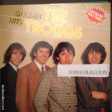 Discos de vinilo: THE TROGGS GOLDEN HITS ED. ALEMANIA VERSION ROLLING STONES, CHUCK BERRY,. Lote 62995400