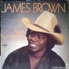 Discos de vinilo: JAMES BROWN, SOUL SYNDROME. MARFER, SPAIN 1981 LP. Lote 63015084