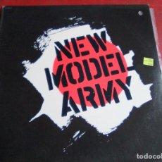 Discos de vinilo: NEW MODEL ARMY NEW MODEL ARMY. Lote 108909546