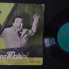 Discos de vinilo: ITALIA EN MUSICA Y CANCIONES