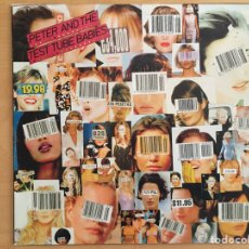 Discos de vinilo: PETER AND THE TEST TUBE BABIES: SUPERMODELS. Lote 63090728