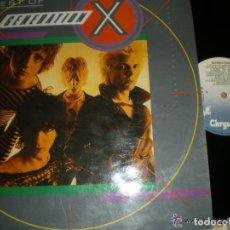 Discos de vinilo: GENERATION X THE BEST (CHRYSALIS -1985) OG ESPAÑA EXCELENTE CONDICION. Lote 63111152