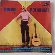 Discos de vinilo: MICHEL POLNAREFF - TA TA TA TA TA. Lote 63130240