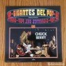 Discos de vinilo: CHUCK BERRY - GIGANTES DEL POP VOL. 51 - LP - VINILO - MÚSICA. Lote 63135864