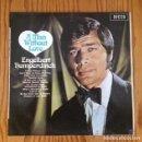 Discos de vinilo: ENGELBERT HUMPERDINCK - A MAN WITHOUT LOVE - VINILO - LP - MÚSICA. Lote 63136264