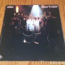 Discos de vinilo: ABBA - SUPER TROUPER - LP - VINILO - MÚSICA. Lote 63139388