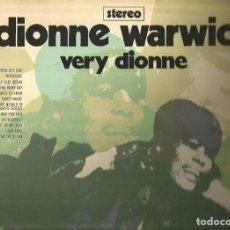 Discos de vinilo: DIONNE WARWICK LP PORTADA DOBLE SELLO DISCOPHON AÑO 1971 EDITADO EN ESPAÑA + HOJA BIOGRAFICA. Lote 63156940