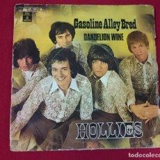 Discos de vinilo: HOLLIES - GASOLINE ALLEY BRED. Lote 63158732