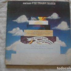Discos de vinilo: THE MOODY BLUES ASÍ SON THE MOODY BLUES. Lote 63163312