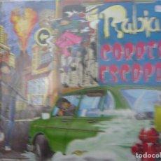 Discos de vinilo: RABIA. CORRER Y ESCAPAR. LA ROSA RECORDS 528014 LP 1991 SPAIN. Lote 63170636