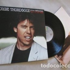 Discos de vinilo: GEORGE THOROGOOD AND THE DESTROYERS - BAD TO THE BONE, ORIG EDIT USA !! TODO EXC. Lote 205677742