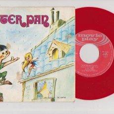 Discos de vinilo: PETER PAN - MOVIEPLAY SN-60040 / 1972. Lote 63196044