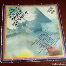 Dischi in vinile: EL FABULOSO MUNDO DE WALT DISNET - ORLADOR - LP . Lote 63252212