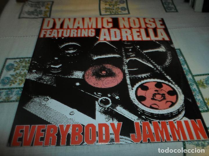 DYNAMIC NOISE ADRELLA FEATURING (Música - Discos de Vinilo - Maxi Singles - Techno, Trance y House)