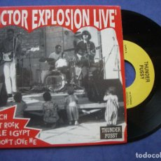 Discos de vinilo: DOCTOR EXPLOSION LIVE'. TOUCH + 3 EP SPAIN 1992 PDELUXE. Lote 63272380