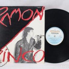 Discos de vinilo: DISCO LP VINILO - RAMONCÍN. RAMONCINCO - HISPA VOX / HISPAVOX, 1984. Lote 63280708