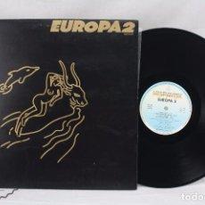Discos de vinilo: DISCO LP VINILO - EUROPA 2 - HISPA VOX / HISPAVOX, 1984. Lote 63280888