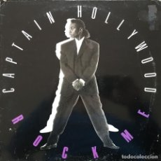 Discos de vinilo: CAPTAIN HOLLYWOOD - ROCK ME . MAXI SINGLE . 1991 BOY RECORDS . Lote 63307752