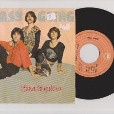 Discos de vinilo: EASY GOING - BABY I LOVE YOU & LITTLE FAIRY - EPIC EPC 7450/ 1978. Lote 63320528