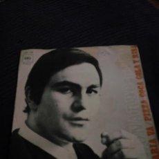Discos de vinilo: LEONARDO FAVIO, MARIA VA, PIZZA COCA COLA Y RISA . Lote 63321672