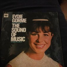 Discos de vinilo: EYDIE GORME, SINGS THE GREAT SONGS FROM THE SOUND OF MUSIC, 1965. Lote 63332036