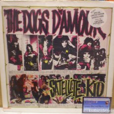 Discos de vinilo: THE DOGS D'AMOUR - SATELLITE KID (SPECIAL LIMITED EDITION GATEFOLD) - 2XMAXI SINGLE 12' PICTURE DISC. Lote 63336788