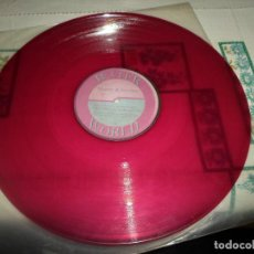 Discos de vinilo: MASTER & SERVANT AURUS PICTURE. Lote 63338372