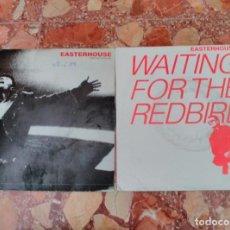Discos de vinilo: EASTERHOUSE 2 SINGLES. Lote 63339732