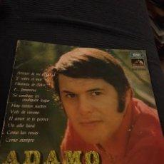 Discos de vinilo: ADAMO CANTA EN ESPAÑOL. Lote 63346912