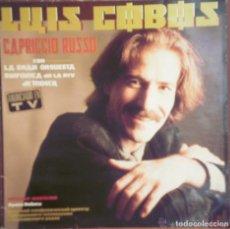 Discos de vinilo: LP LUIS COBOS. Lote 63347364