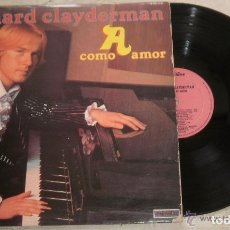 Discos de vinilo: LP RICHARD CLAYDERMAN. Lote 63347864