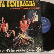 Discos de vinilo: LP SANTA ESMERALDA. Lote 63347928