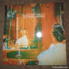 Discos de vinilo: THAT PETROL EMOTION - MANIC POP THRILL. Lote 63353960