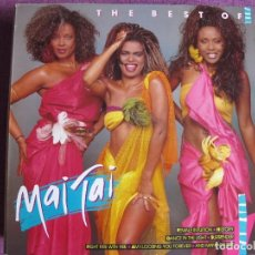 Discos de vinilo: LP - MAI TAI - THE BEST OF (SPAIN, CNR RECORDS 1988). Lote 63372436