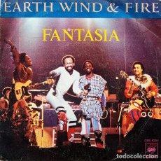 Discos de vinilo: EARTH, WIND & FIRE –FANTASIA. Lote 63392296