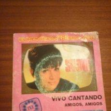 Discos de vinilo: SALOME, VIVO CANTANDO. Lote 63399912