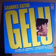 Discos de vinilo: GELU --- GRANDES EXITOS. Lote 63404788