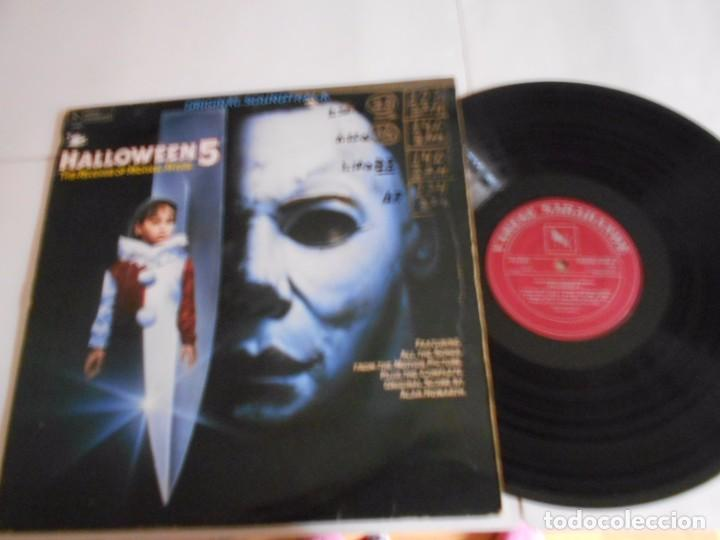 Discos de vinilo: HALLOWEEN 5-LP BSO DEL FILM -GERMANY 1989 - Foto 1 - 63416328