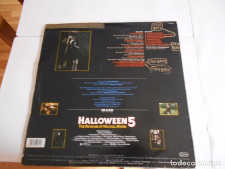 Discos de vinilo: HALLOWEEN 5-LP BSO DEL FILM -GERMANY 1989 - Foto 2 - 63416328