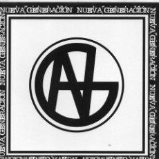 Discos de vinilo: NUEVA GENERACION, EP, CONTROL + 3, AÑO 2015. Lote 63433552