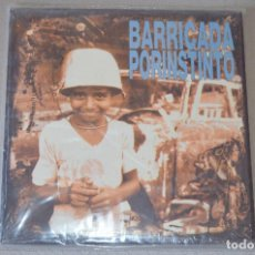Discos de vinilo: BARRICADA - POR INSTINTO. Lote 63447032