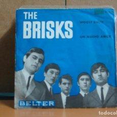 Discos de vinilo: THE BRISKS - WOOLY BULLY / UN NUEVO AMOR - BELTER 07-217 - 1965. Lote 63450076