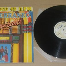 Discos de vinilo: MEDITERRANEO - DIME QUE BEBES - ZAFIRO 1983. Lote 63453956