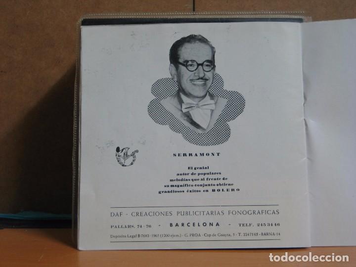 Discos de vinilo: Flexidisc Publicitario del espectaculo de Bolero (el primer Night Club de España). The Sharpshooters - Foto 3 - 63474200