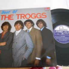 Discos de vinilo: THE TROGGS-LP THE BEST OF THE TROGGS-ESPAÑOL 1989-NUEVO. Lote 63476728