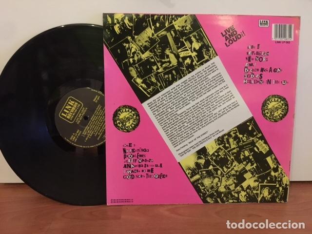 Discos de vinilo: Sex Pistols live and loud - Foto 2 - 63481824