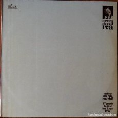 Discos de vinilo: IVA ZANICCHI : EXCEPCIONAL IVA [ESP 1974] LP. Lote 63497808