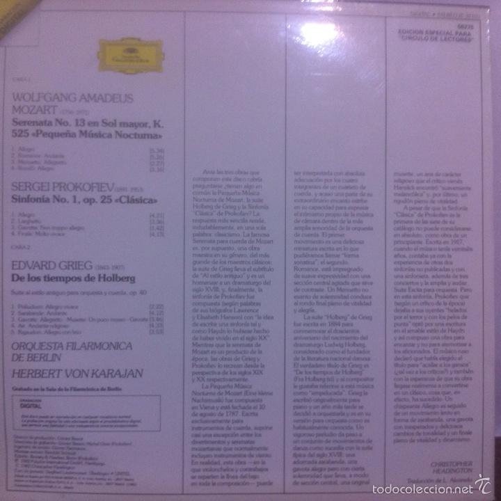 Discos de vinilo: Lote de 30 vinilos música clásica - Foto 9 - 63506610