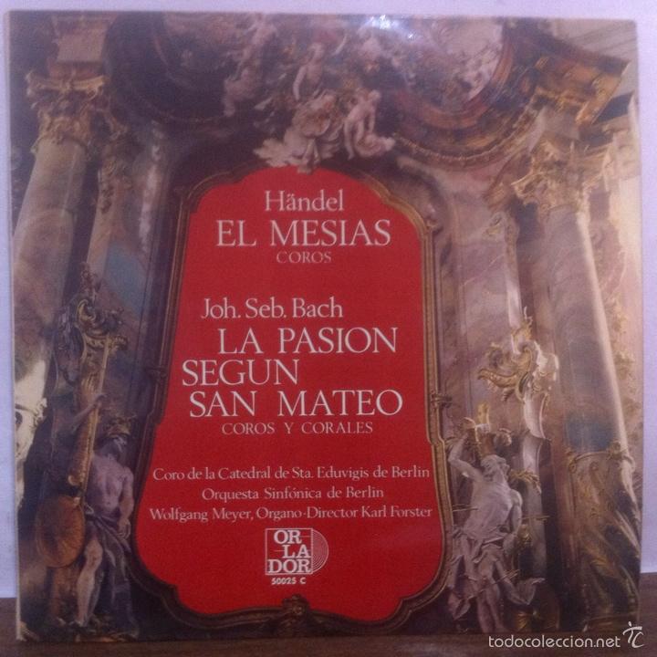 Discos de vinilo: Lote de 30 vinilos música clásica - Foto 25 - 63506610