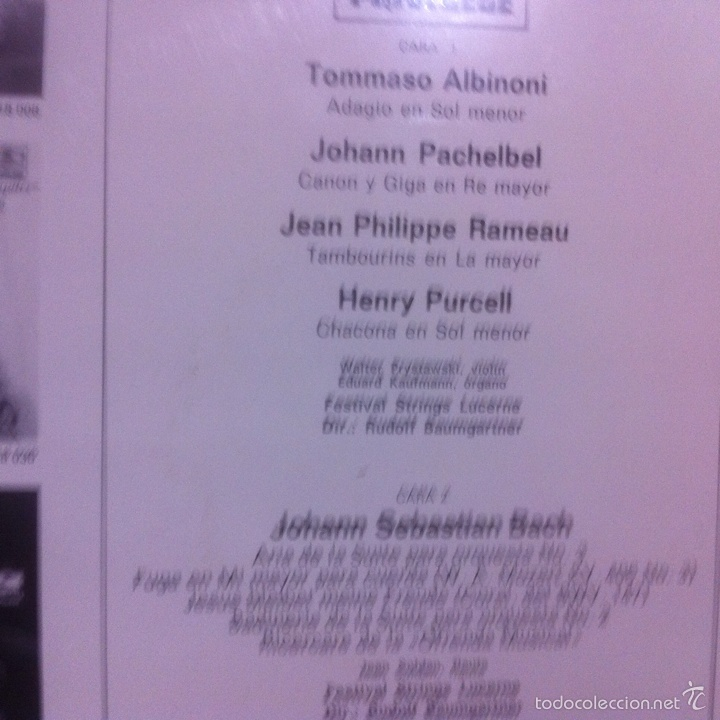 Discos de vinilo: Lote de 30 vinilos música clásica - Foto 36 - 63506610